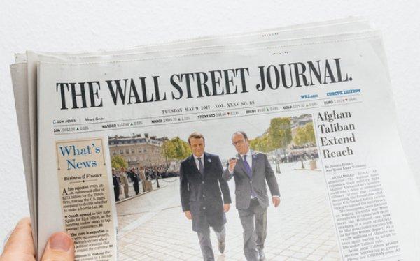 Murray Named EIC 'Wall Street Journal,' Dow Jones Newswires 06/06/2018