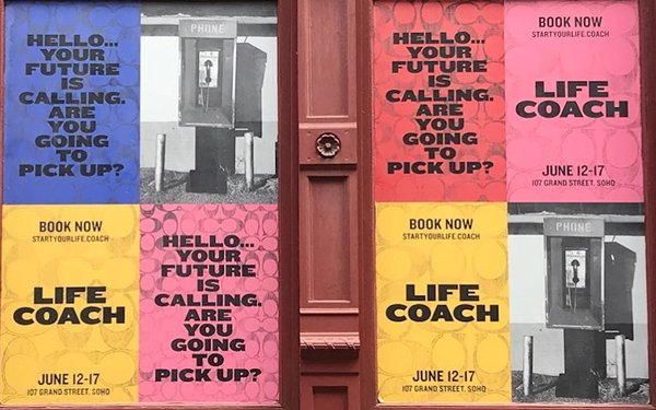 Coach Offers Big New York Brand Experience 06/13/2018