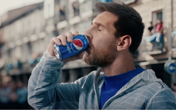 Pepsi, GatorAde, CocaCola Tops In World Cup Effectiveness 07