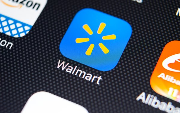 thumbing their noses at amazon walmart and microsoft just forged a five year tech driven strategic partnership in broad terms walmart is counting on
