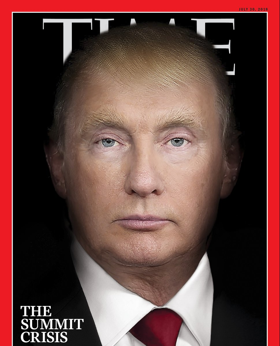 Cover Story Time Magazine S Man Er Men Of The Week 07 19 2018