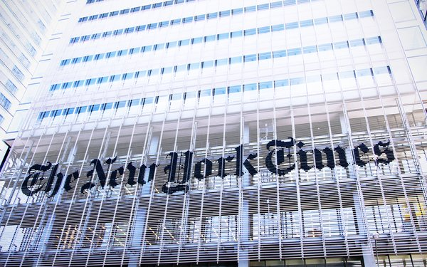 New York Times' Tests Tougher Paywall 03/01/2019