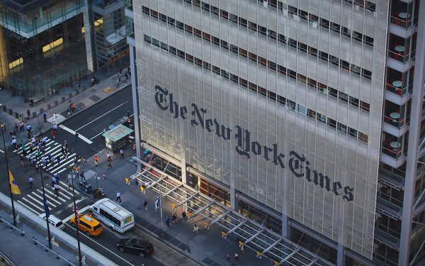 FCC Battles 'New York Times' Over Net Neutrality Comments 05