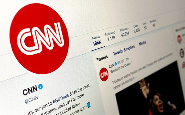 TV Networks' Social Media Activity Slips, CNN Rises 08/17/2018
