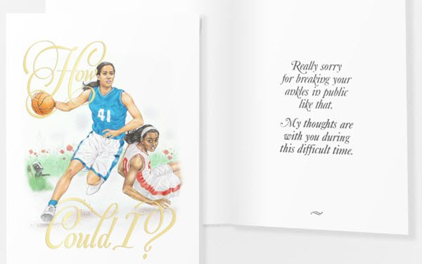Powerades old school greeting cards offer faux apologies 08282018 powerades old school greeting cards offer faux apologies m4hsunfo