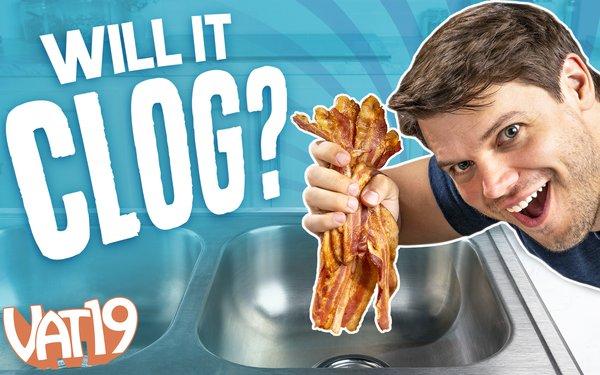 Liquid-Plumr Drain Clog 'Challenge' Video Is One Gross Impression