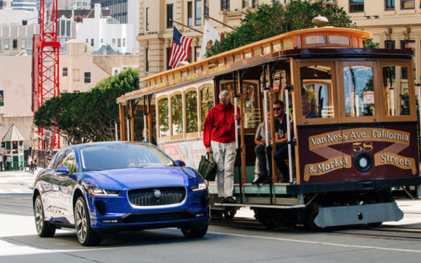 Attractive Jaguar North America, Which Is Kicking Off The Jaguar Electrifies  Experience National Tour In San Francisco Oct. 3 7, Is Working With Local  Bay Area Vendors ...