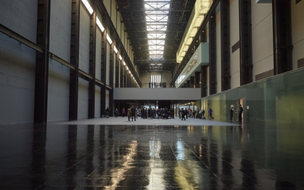 Hyundai, Tate Modern Open Politically Charged Exhibit