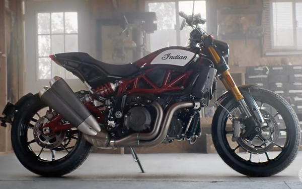 Indian Motorcycle Intros New Model, Launch Campaign