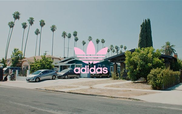 Adidas Plays On 'Disappearing Cinema' In Instagram To
