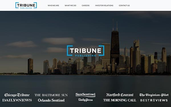 Taboola Partners With Tribune Publishing Across Digital Properties