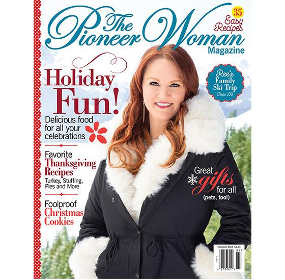 Pioneer Woman Christmas 2019 Pioneer Woman Magazine' To Raise Rate Base To 500,000 11/16/2018