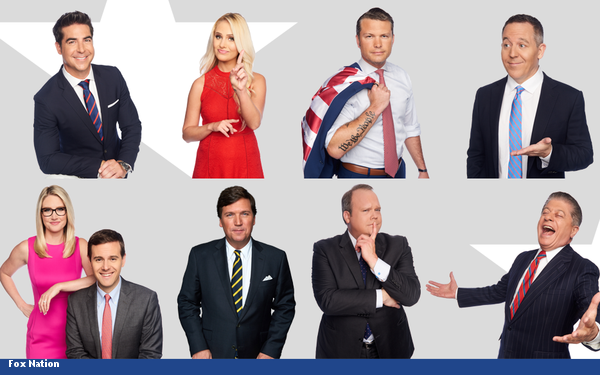 Fox News Readies For Fox Nation Streaming Launch 11/26/2018
