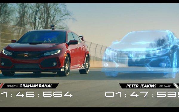 Honda Civic Type R: Social + VR + AR = Success for AHM