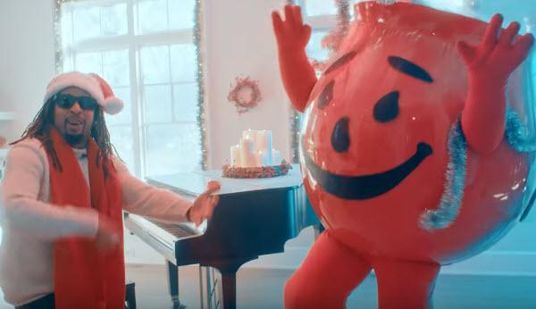 Kool-Aid Man, Lil Jon Kill It With Christmas Duet