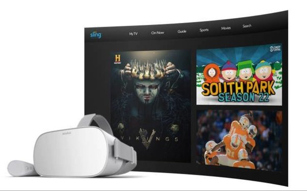 Sling TV Becomes First vMVPD To Launch In Virtual Reality