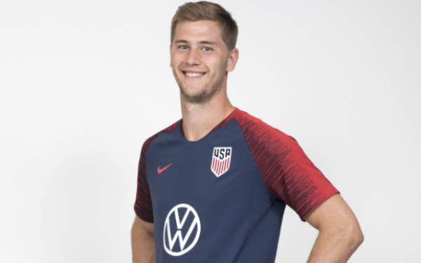 99f70e2f5 Volkswagen Partners With U.S. Soccer 01 14 2019