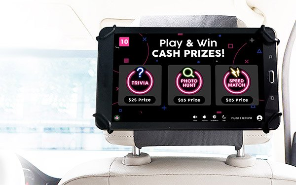 Octopus Takes Interactive Ads Into Lyft, Uber 01/30/2019