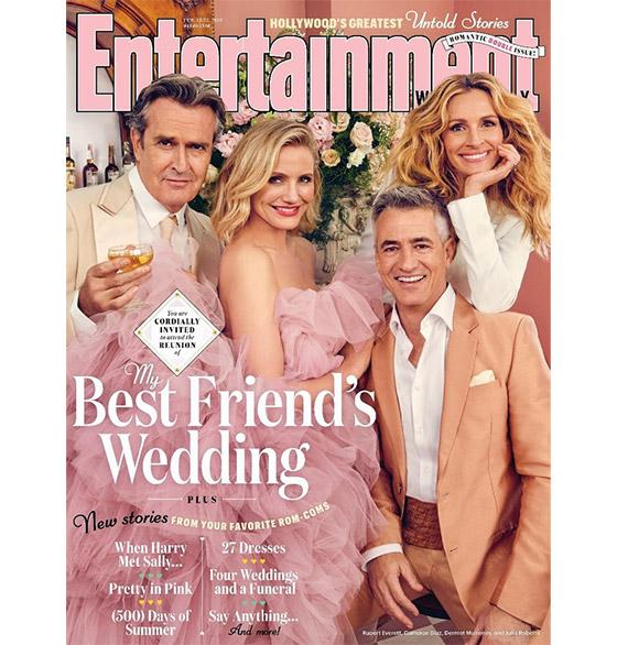 Best Rom Coms 2019 Entertainment Weekly' Unveils Rom Issue For Valentine's Day 02