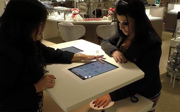 Jeweler Adds Augmented Reality For Diamond Ring Try-Ons