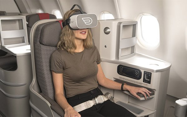 Iberia Airlines Launching Virtual Reality For Passengers