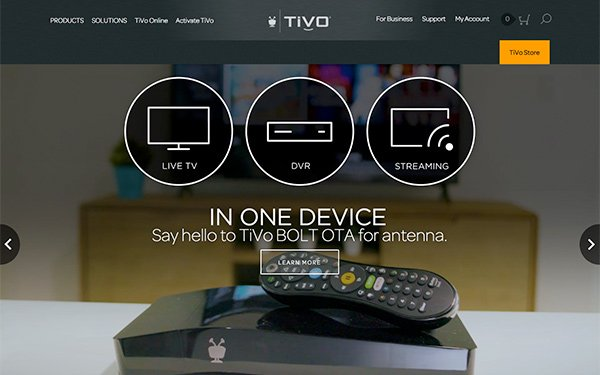 TiVo Revenues Sink On Lower Pay TV Licensing Deals 02/28/2019