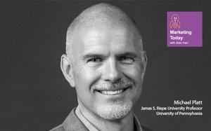 Marketing Today: Professor Michael Platt Connects Neuroscience With Brand Choice