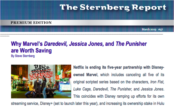 Why Netflix's Marvel Franchise Is Worth Saving