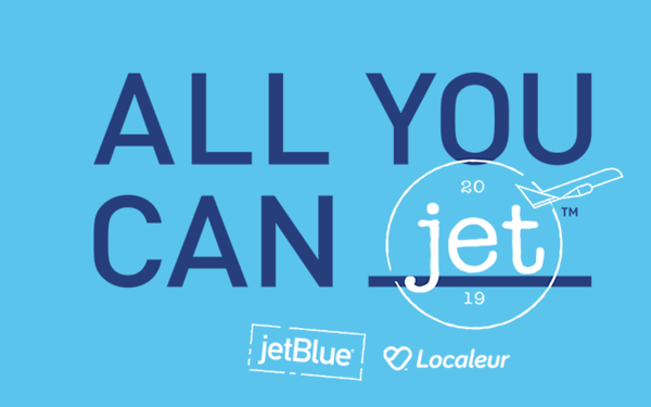 JetBlue's 'All You Can Jet' Contest Requires Empty Instagram