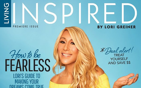 AMG/Parade Partners With Lori Greiner For 'Living Inspired