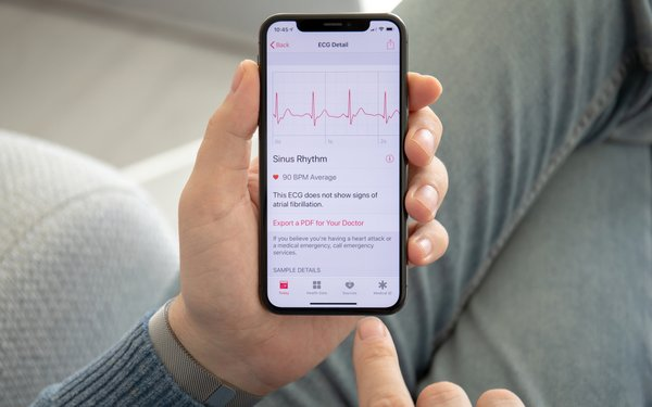 Stanford's Apple Heart Study Finds Wearables Can Detect
