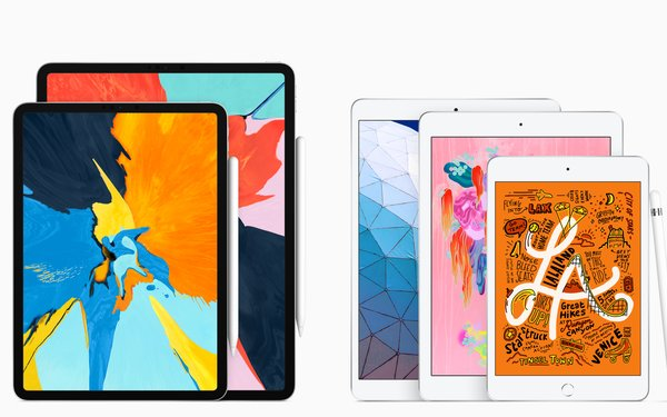 Apple Adds New IPad, Freshens Mini