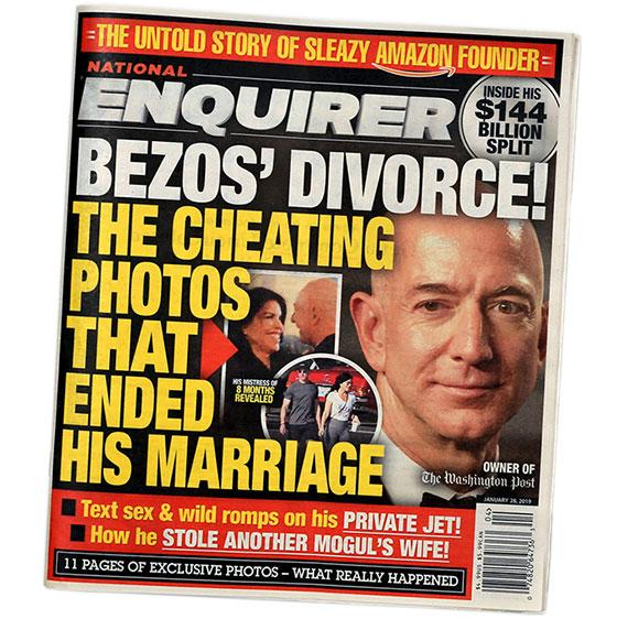 'National Enquirer' Sale Likely Means A Refocus On Celebrity Gossip
