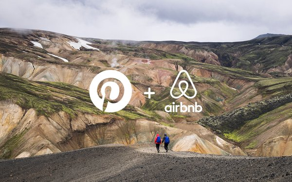 Pinterest, Airbnb Offer Searchers Virtual Adventures