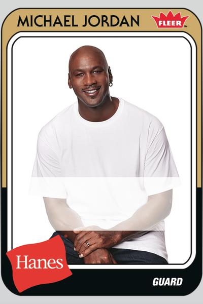 f383b90efe24 Hanes Offers Michael Jordan Trading Cards 03 25 2019