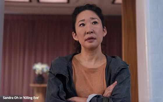 In Second Season, 'Killing Eve' Is A Killer Thriller