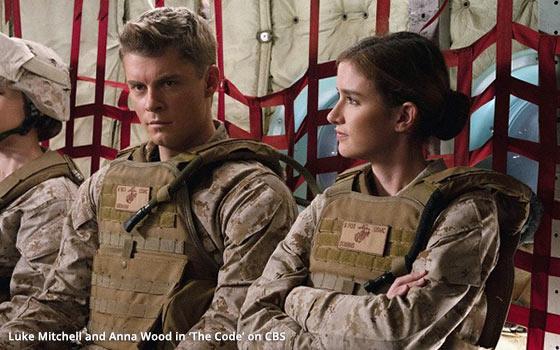 CBS Marine Corps Lawyer Drama Conforms To Code 04/08/2019