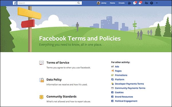 Facebook Bows To World Pressure, Modifies Its Terms 04/10/2019