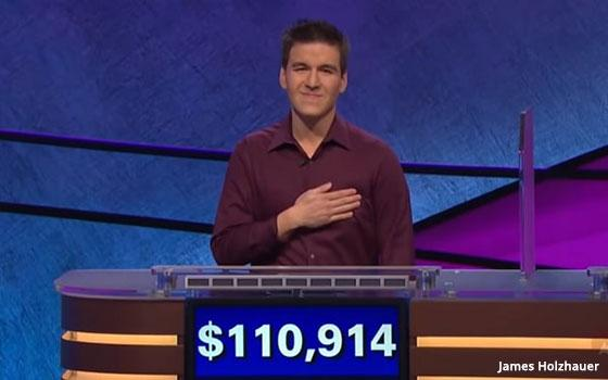 'Jeopardy!' Winner's High-Risk Wagers Shatter Records