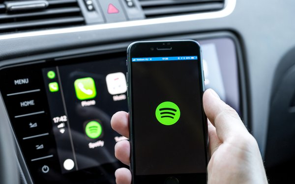 Spotify, Oracle Data Cloud Partner To Let Marketers Target Auto Buyers