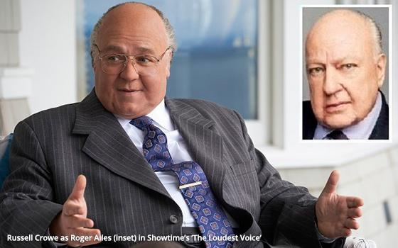 Story Of Roger Ailes In Dueling TV, Movie Projects