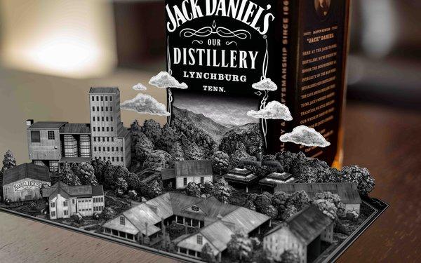 Jack Daniel's Intros Augmented Reality App