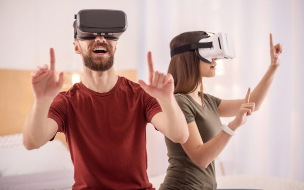 8% Of Households Own A VR Headset; Gaming Leads Usage