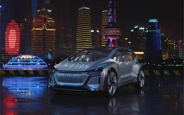 Audi Unveils AI:ME, Its High-Tech Car Of The Future