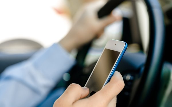 58% Check Their Phones While Driving