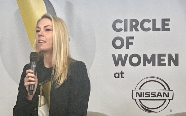 Nissan's New Marketing VP Gets Candid At 'Circle Of Women'