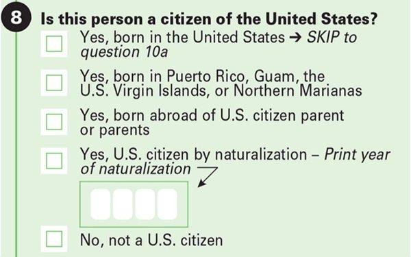 Nielsen Rejects Citizenship Question Before Supreme Court