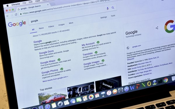 Google Ranking More Images Higher In Search Results