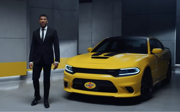 Pennzoil Launches 'Proof' Campaign