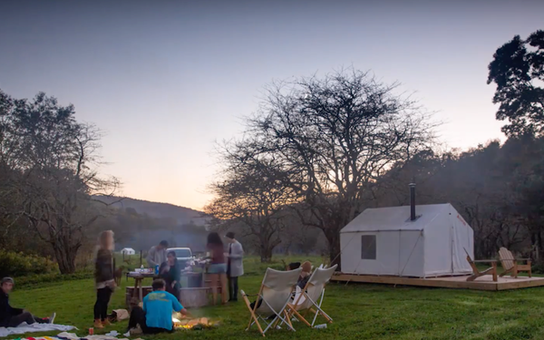 Tentrr Expands Glamping To 33 States, Adds State Parks 04/25